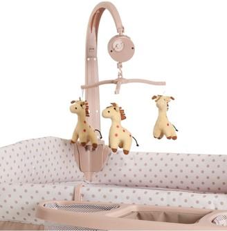 Hauck Baby Centre Travel Cot - Giraffe