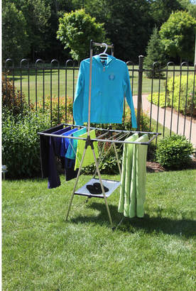 Laundry by Shelli Segal Greenway Greenway Indoor/Outdoor Compact Drying Rack