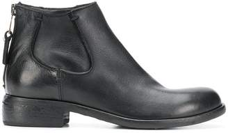 Strategia low ankle boots