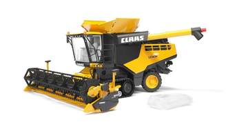 Bruder CL:AAS Lexion 780 Combine Yellow