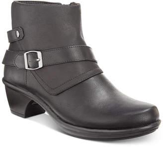 Easy Street Shoes Amanda Booties Women's Shoes