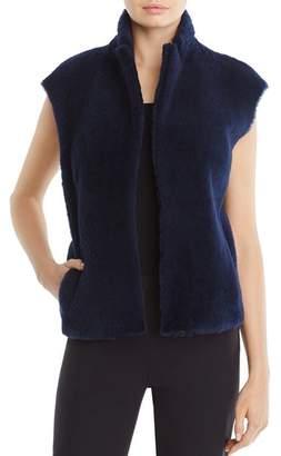 Whistles Meri Shearling Vest - 100% Exclusive