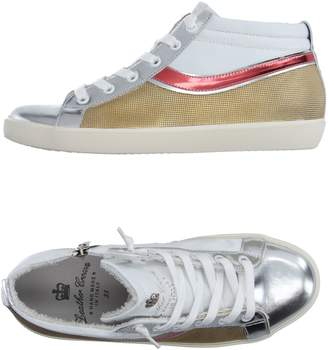 Leather Crown High-tops & sneakers - Item 11137351RD