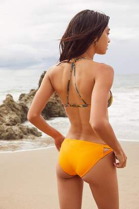 Out From Under Winnie Cross-Strap Bikini Bottom