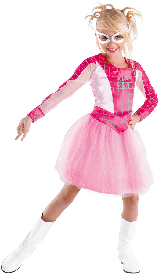 Disguise Pink Spider-Girl Classic Costume