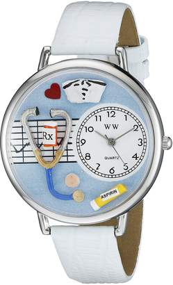 Whimsical Watches Women's S0420010 Marilyn Monroe Leather Watch