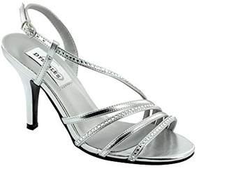 Dyeables Women's JO Manmade Platform Sandal