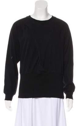 MM6 MAISON MARGIELA Ikram Long Sleeve Sweater