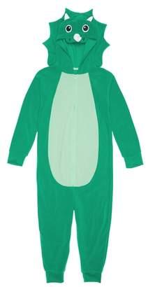 Tucker + Tate Animal One-Piece Hooded Pajamas