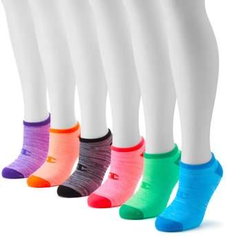 Champion Women's 6-pk. Cushioned No-Show Socks