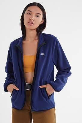 Stussy Luna Fleece Zip-Up Jacket