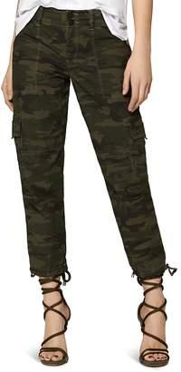 Sanctuary Camo Cargo Pants