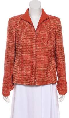 Akris Structured Mesh Jacket w/ Tags