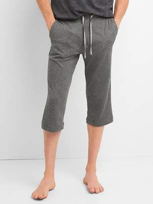 Gap Double-face crop pants