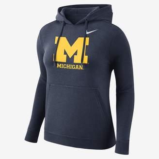 Nike College Club (Washington) Women's Pullover Hoodie