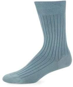 Façonnable Ribbed Socks