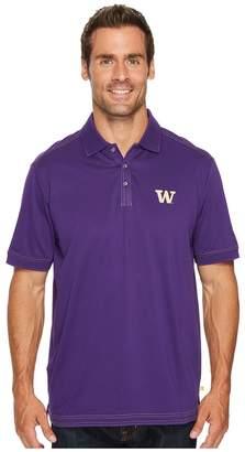 Tommy Bahama Washington Huskies Collegiate Series Clubhouse Alumni Polo Men's Clothing