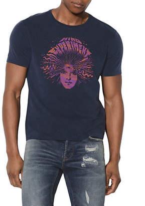 John Varvatos Mind Expert Graphic Cotton T-Shirt