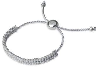 Links of London White & Silver Friendship Mini Bracelet
