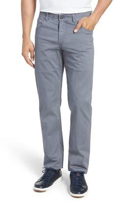 Brax Five-Pocket Stretch Cotton Pants