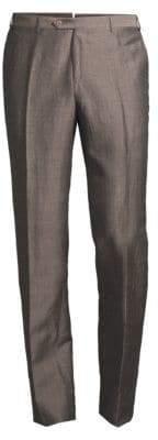 Corneliani Wool-Blend Trousers