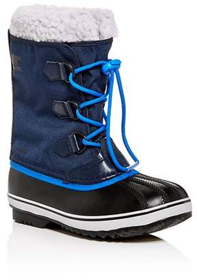 Sorel Unisex Yoot Pac Cold Waterproof Weather Boots - Little Kid, Big Kid