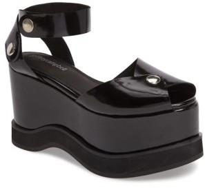 Women's Jeffrey Campbell Latitude Platform Sandal $149.95 thestylecure.com