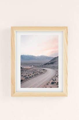 Morgan Phillips Dusty Road Art Print