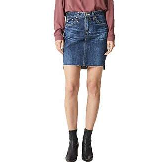 AG Adriano Goldschmied Women's Erin Denim Pencil Skirt