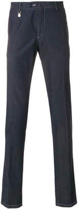 Billionaire straight leg tailored dressy jeans