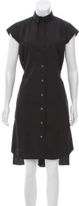 Sacai Oversize Midi Dress