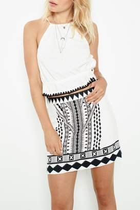 MinkPink Eco Warrior Skirt