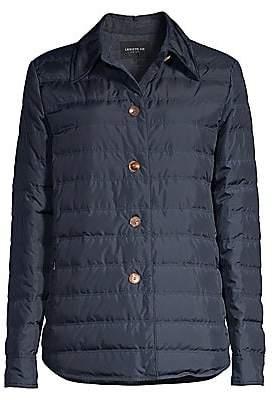 Lafayette 148 New York Women's Delroy Short Quilted Coat
