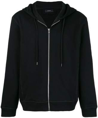 Joseph lightweight hooded jacket