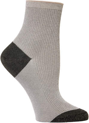 Hansel from Basel Cordy Sparkle Short Socks
