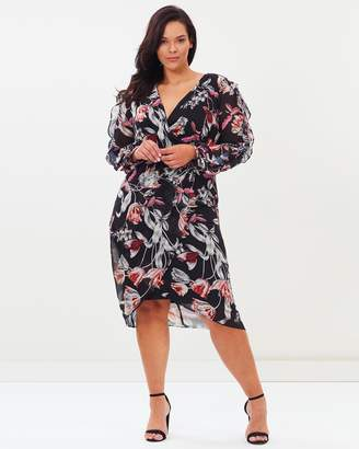 Cooper St CS CURVY Harlow Drape Dress
