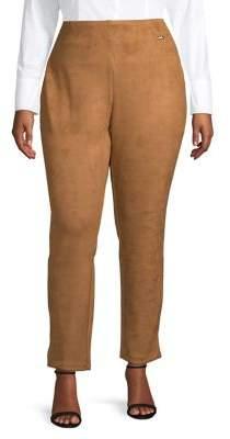 Rafaella Plus High-Waisted Skinny Pants