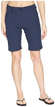 Jack Wolfskin Activate Track Shorts Women's Shorts