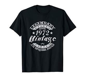 Legendary Since 1972 Vintage T-Shirt