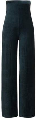 Dorothy Perkins Womens *Girls On Film Teal Trousers