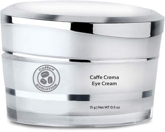 Caffe Coffee Evolution 0.5Oz Crema Dark Circle Defeater Eye Cream