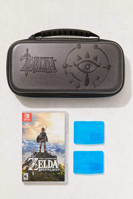 Nintendo Switch Zelda Travel Case Bundle