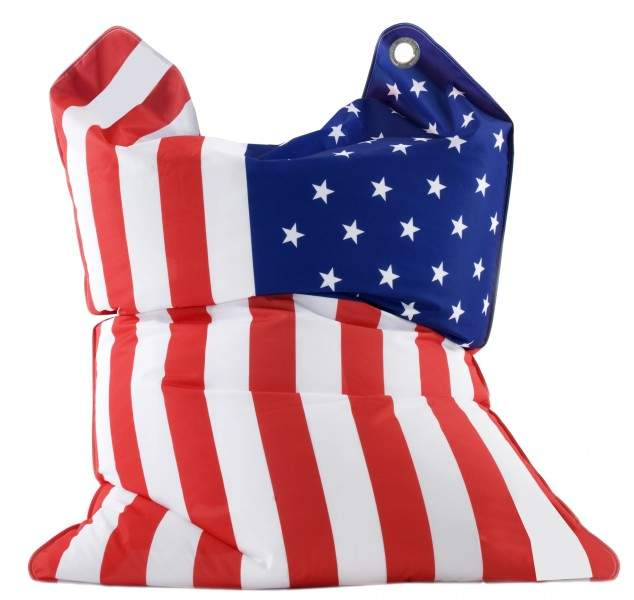 Sitting Bull Stars & Stripes Sitzsack