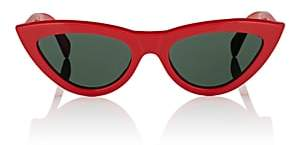 Celine Women's Cat-Eye Sunglasses - Red