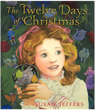 Harper Collins Publishers The Twelve Days Of Christmas (Hardcover)