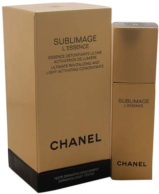 Chanel Unisex 1Oz Sublimage L'essence Ultimate Revitalizing And Light-Activating Concentrate