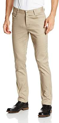 Lee Uniforms Men's Skinny-Leg 5-Pocket Pant