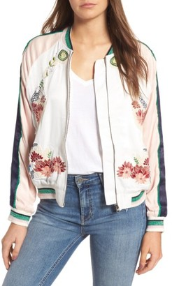 Women's Paul & Joe Sister Lesfleurs Bomber Jacket