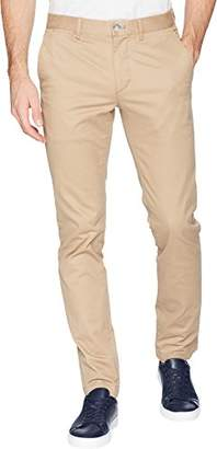 Lacoste Men's Gabardine Cotton Brushed Chino Slim Pant