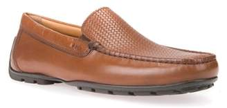 Geox Moner 2Fit 3 Embossed Driving Moccasin